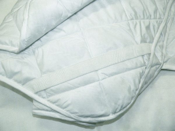 WH AMAD COMMERCIAL QUILTED MATTRESS PROTECTORS