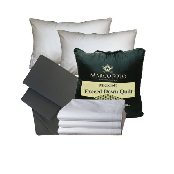 bedding pack